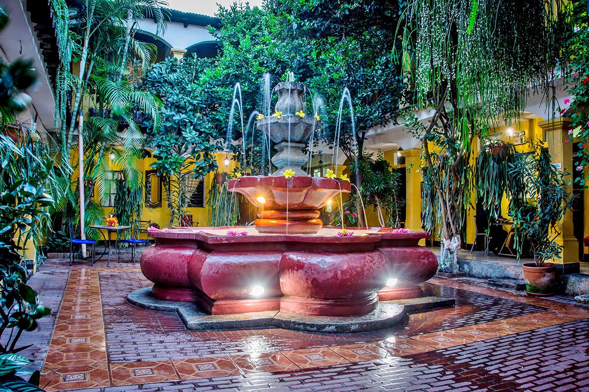 Posada San Vicente Hotel Posada San Vicente Antigua